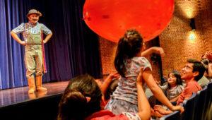 Función gratuita de teatro para niños | Junio 2018