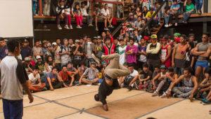 Taller gratuito de break dance y graffiti, Festival Cultural Paseo de la Sexta | Mayo 2018