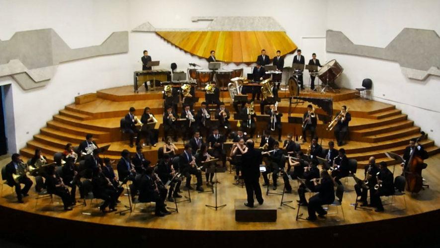 Concierto de la Orquesta Guatemalteca de Vientos | Junio 2018