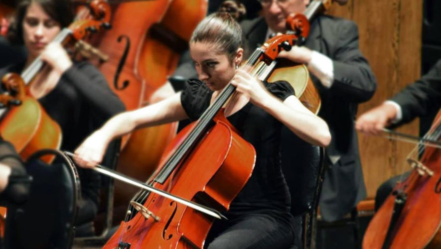 Concierto gratuito de violoncellos en el Conservatorio Nacional de Música   Junio 2018