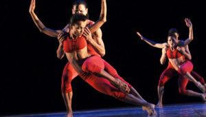 Show de danza contemporánea en el Teatro Nacional | Festival de Junio 2018
