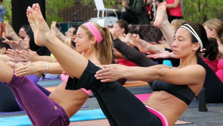 Clase de yoga gratuita en Condado Concepción | Junio 2018