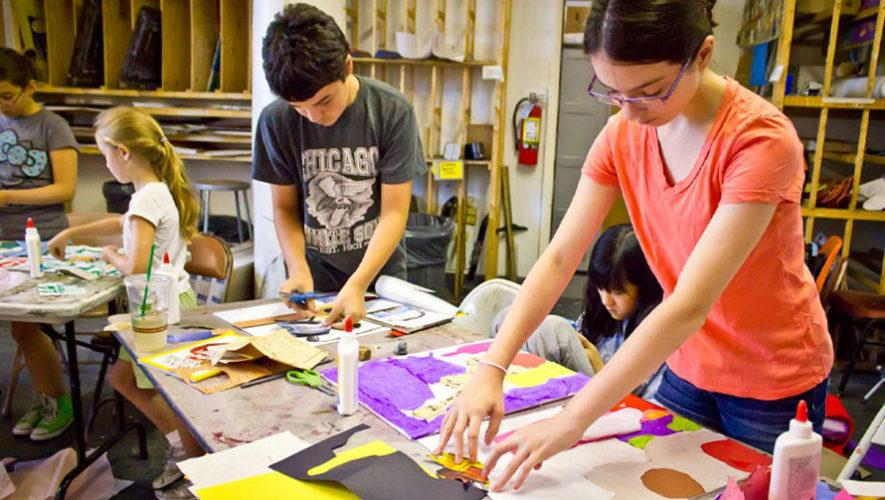 Taller gratuito de arte para niños en Guatemala | Junio 2018