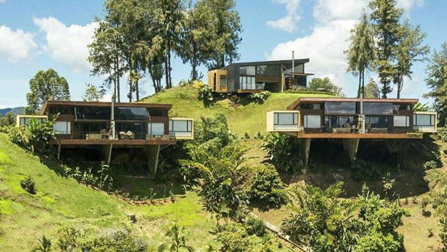 Casas ABC, sistema innovador de construcción en Guatemala