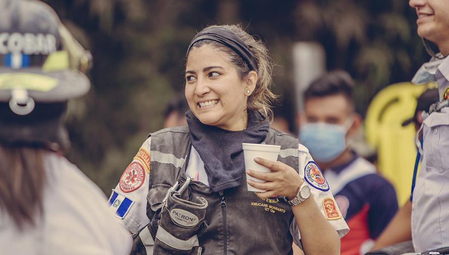 Donar a Guatemala desde el extranjero por erupción del Volcán de Fuego