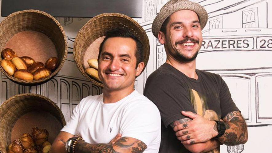 Fado Bakery, panadería artesanal que combina ingredientes guatemaltecos y portugueses