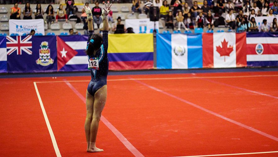 Gimnastas Guatemaltecas Iran Por Su Boleto A Juegos Olimpicos De La