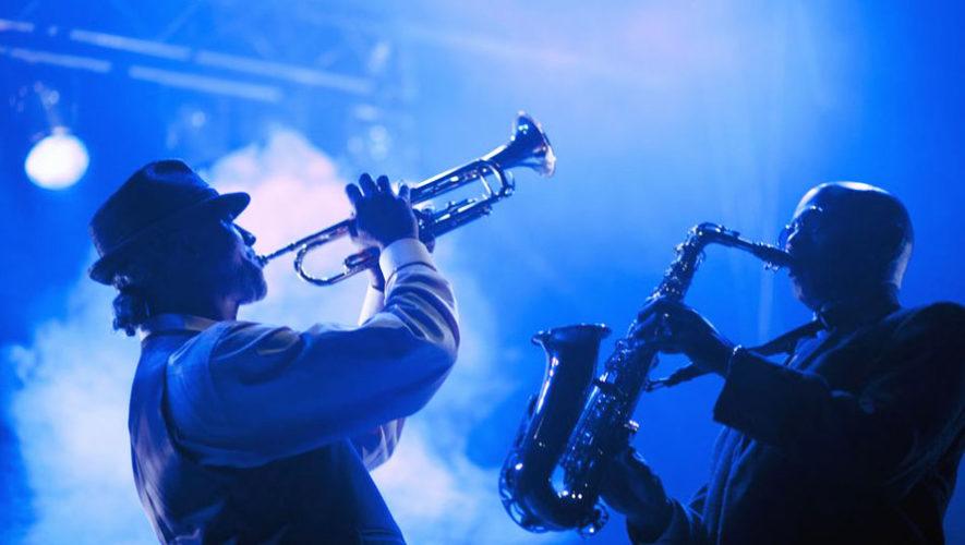 Concierto gratuito de música jazz en Majadas Once | Junio 2018