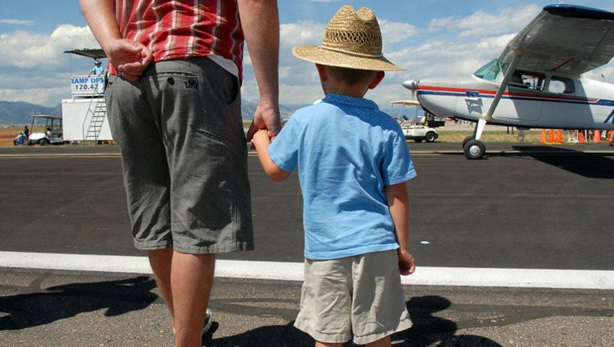 Celebración del Día del Padre en el Aeroclub de Guatemala | Junio 2018