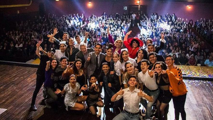 """Musical """"Simplemente Amigos"""", a beneficio de afectados por el Volcán de Fuego   Junio 2018"""