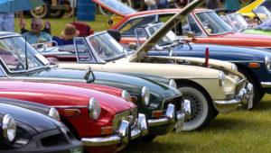Exposición gratuita de carros clásicos en Guatemala   Junio 2018