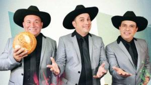 Show de Los Tres Huitecos a beneficios de la Cruz Roja | Junio 2018