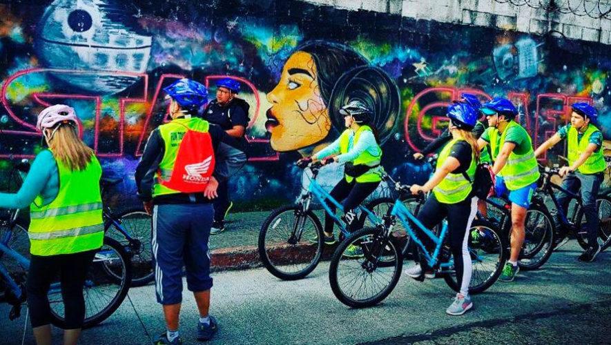Recorrido familiar en bicicleta al Resbaladero Gigante   Junio 2018