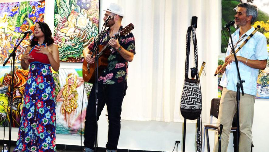 Concierto gratuito con artistas internacionales | Junio 2018