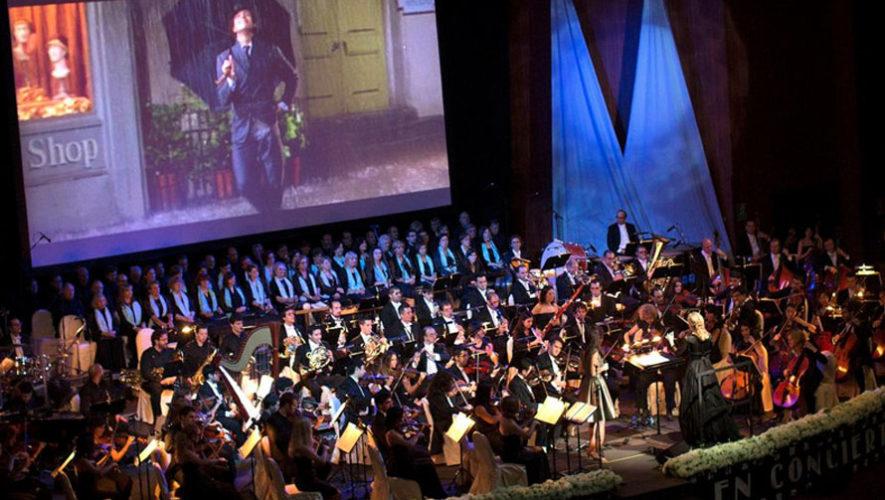 Cine de antaño guatemalteco con la Banda Sinfónica Marcial | Festival de Junio 2018