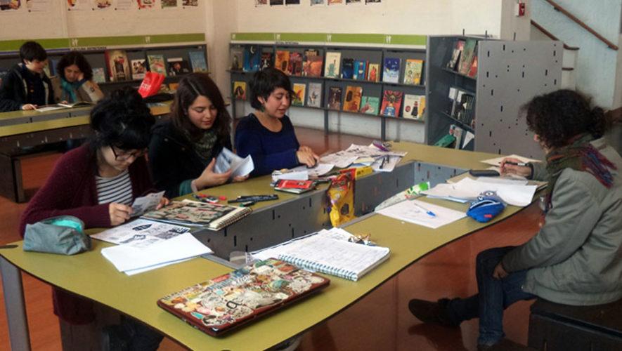 Taller gratuito de fanzines en el Fondo de Cultura Económica de Guatemala | Junio 2018