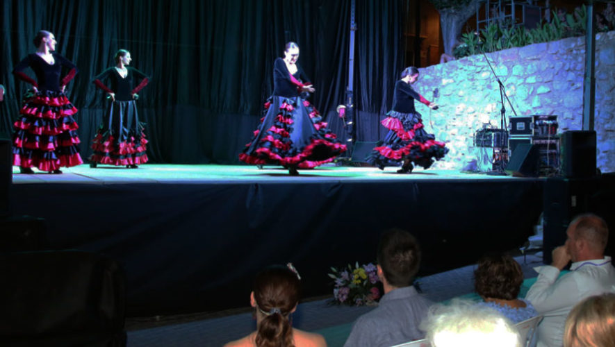 Show de danza, música y comedia para ayudar a los afectados por el Volcán de Fuego | Junio 2018