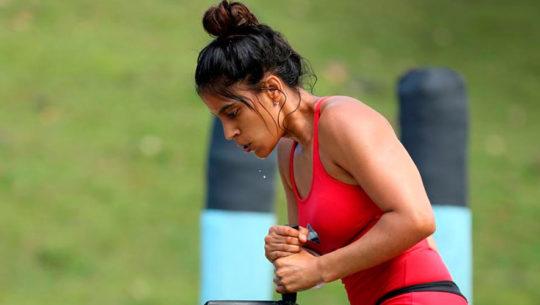 Ana Sofía Gómez ganó una de las pruebas del Exatlón Estados Unidos 2019