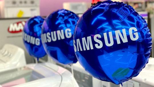 Anuncian semana dedicada a Samsung en Tiendas Max