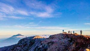 Ascenso al volcán Tajumulco por la Ruta Turística | Enero 2019