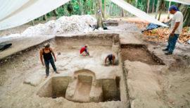 Baño de vapor maya más antiguo es descubierto en Petén por arqueólogos de Polonia