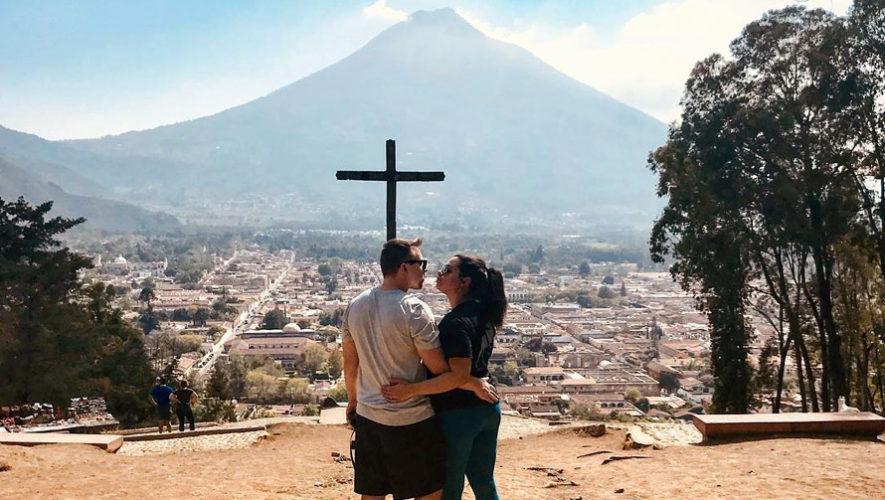 Caminata de la amistad al Cerro de la Cruz, Antigua Guatemala | Febrero 2019