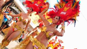 Carnaval Mazateco 2019