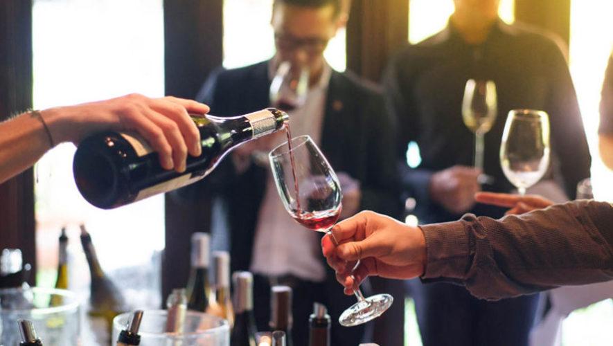 Cata de vinos españoles en la Ciudad de Guatemala | Enero 2019
