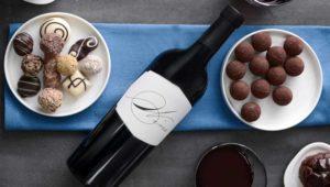 Cata de vinos y chocolates en zona 10   Febrero 2019