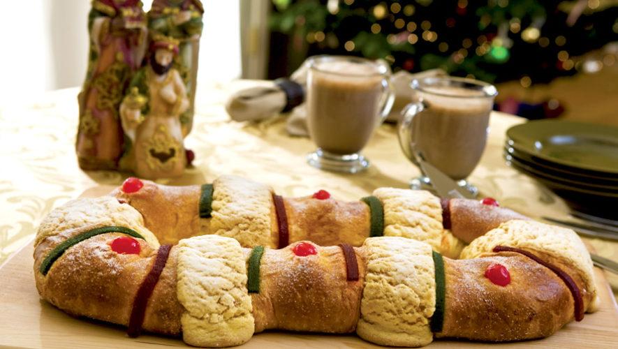 Celebración del Día de los Reyes Magos con rosca y buffet | Enero 2019