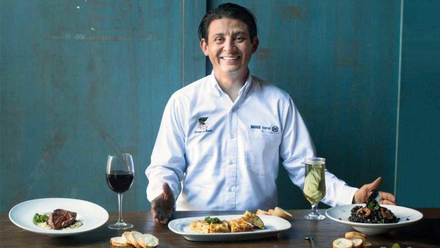 Cena especial del chef en Como2, Cuatro Grados Norte | Febrero 2019
