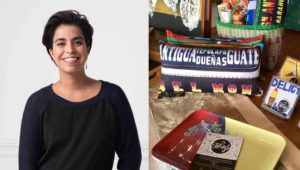 Charla de CreativeMornings con Melissa Larin | Enero 2019