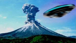 Charla sobre el tema: OVNIS en volcanes | Enero 2019