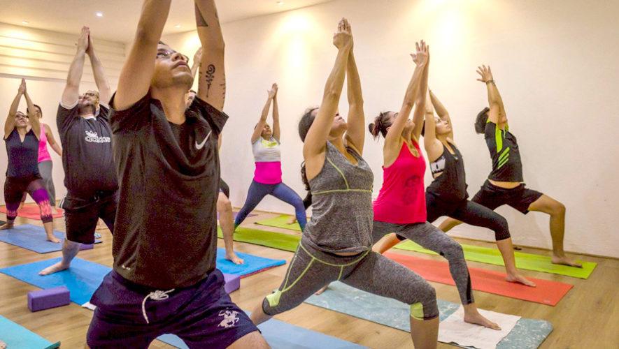Clase maestra de yoga para principiantes | Enero 2019