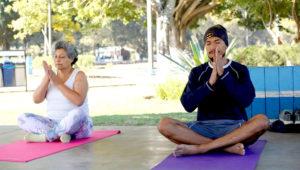 Clases gratuitas de yoga en el Campo Marte | 2019