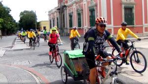 Colazo en bicicleta gratuito por la Ciudad de Guatemala   Febrero 2019