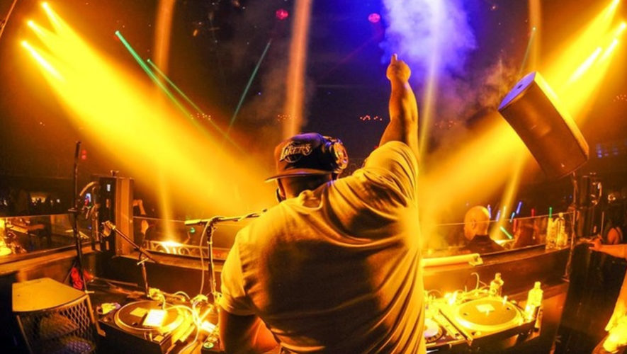 Concierto con artistas internacionales de hip hop | Enero 2019