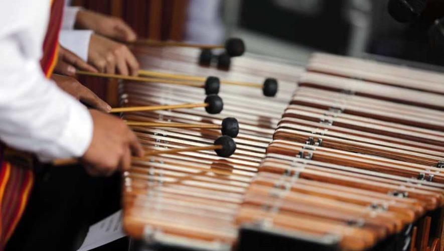 Concierto de marimba en el Conservatorio Nacional de Música | Febrero 2019