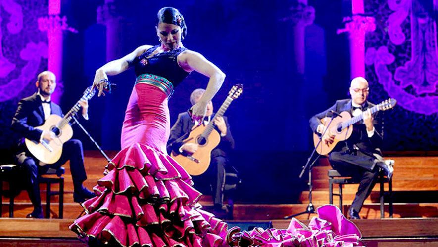 Concierto de flamenco con baile en vivo   Febrero 2019