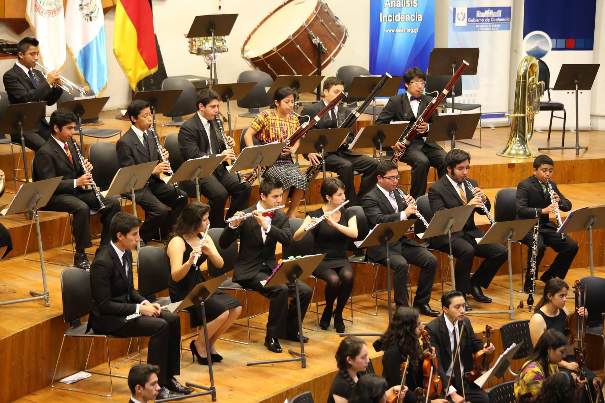 Conciertos gratuitos de la Orquesta Sinfónica Juvenil Intercultural