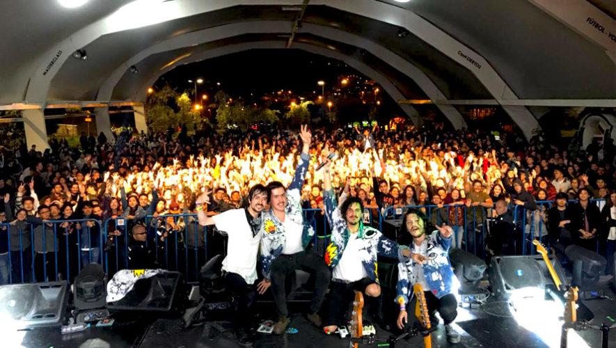 Contracorriente, festival de música en el Parque de la Industria | Febrero 2019