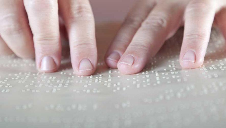 Curso de braille en Quetzaltenango   Enero 2019