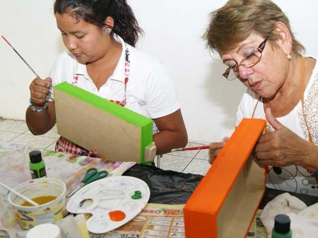 Cursos en la Municipalidad de Guatemala