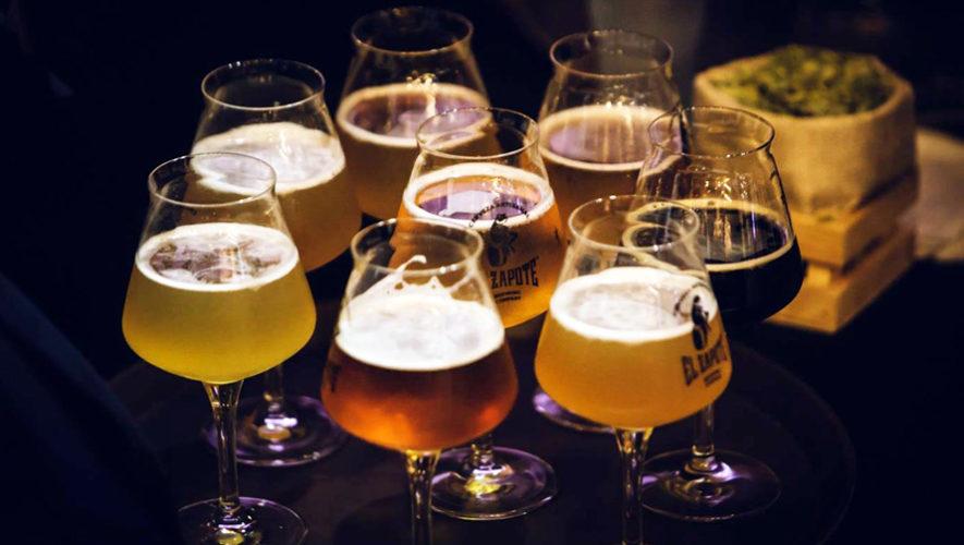 Degustación gratuita de cervezas artesanales | Febrero 2019