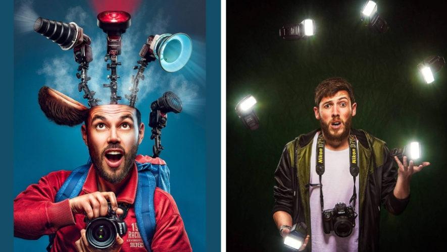 Taller de iluminación y retoque creativo con Emanuel Combin | Mayo 2019