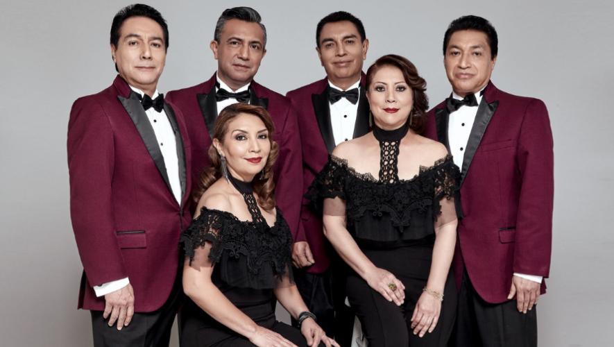 Concierto de Los Ángeles Azules en Xela | Febrero 2019