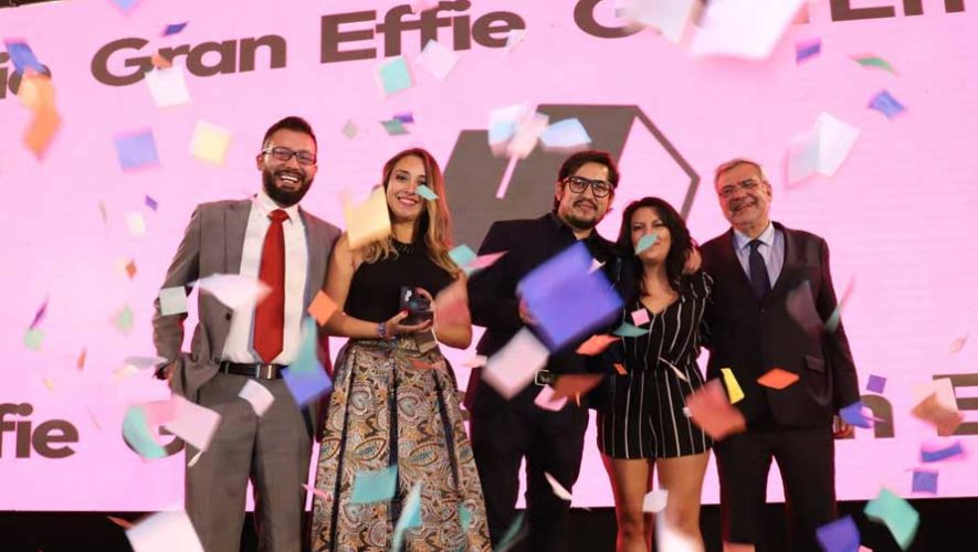 Effie Awards Guatemala | Enero 2019