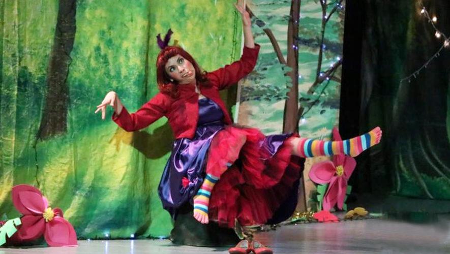 El Árbol Amigo, obra de teatro para niños | Enero - Febrero 2019
