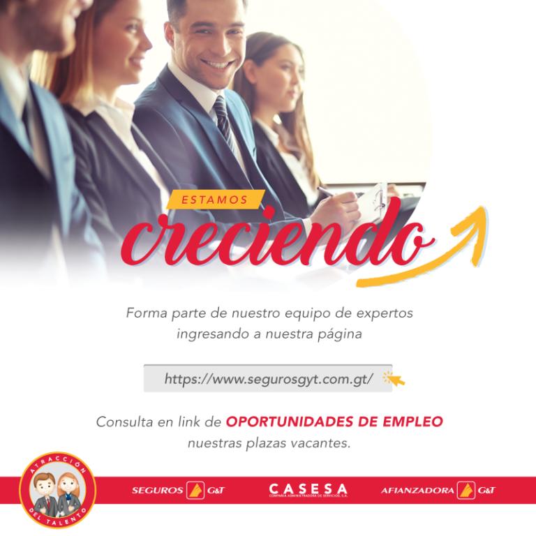 Empleo en Guatemala