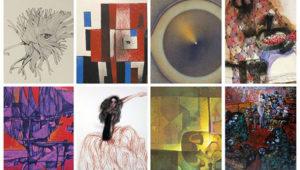 Exposición colectiva de grandes artistas guatemaltecos | Enero - Febrero 2019